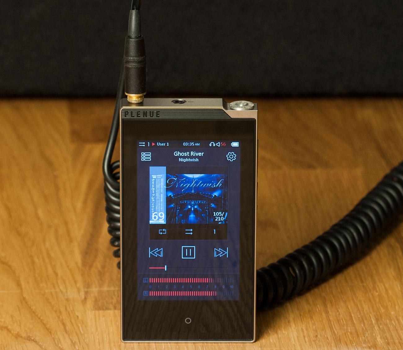 Hi-Fi-слиток: аудиоплеер Cowon PLENUE S - 35