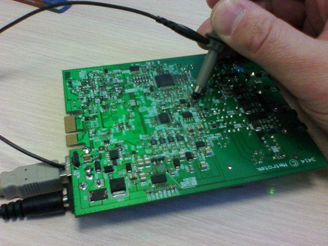 Автоматизация измерения коэффициента гармоник генератора с помощью цифрового осциллографа и MATLAB - 6