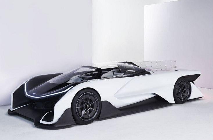 LeEco собирает на свой первый электромобиль огромные суммы