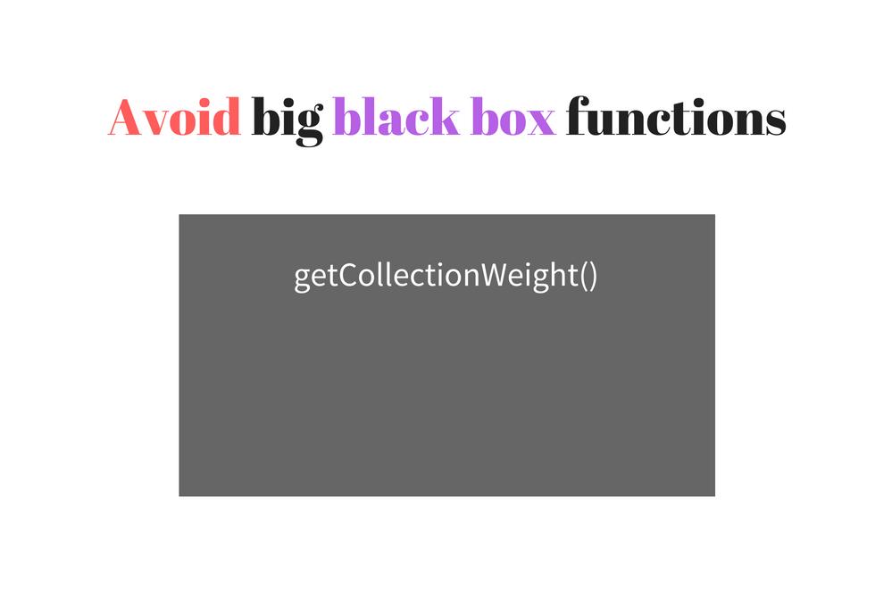 Искусство написания простых и коротких функций - 2