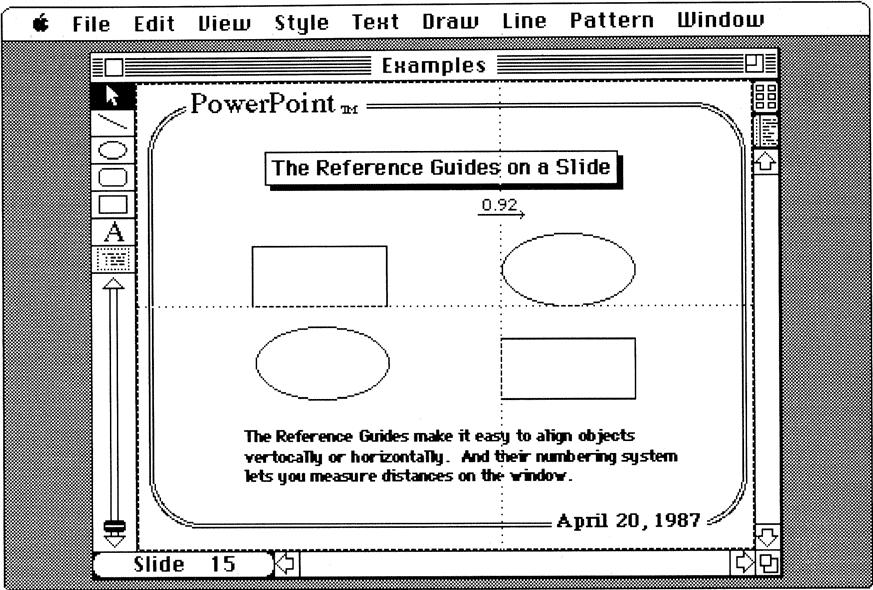 История PowerPoint. Как стартап изменил формат презентации - 18