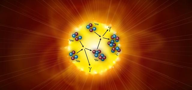 Изначальное ядро как предвестник элементов жизни - 1