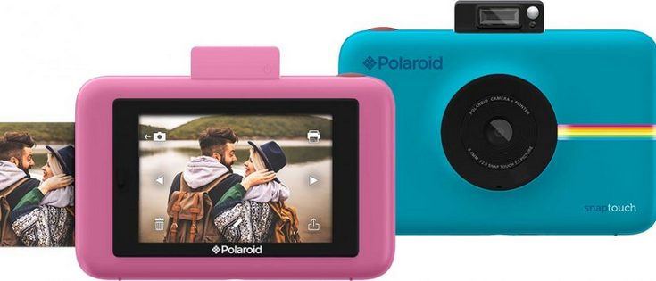 Камера Polaroid Snap Touch ранее называлась Snap+