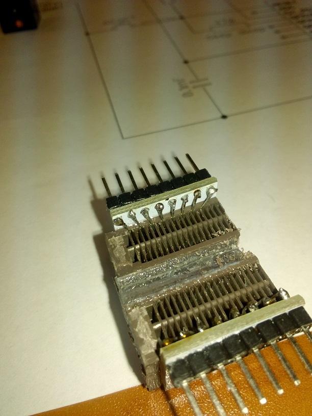 Панелька для ESP8266 ESP-12 - 9