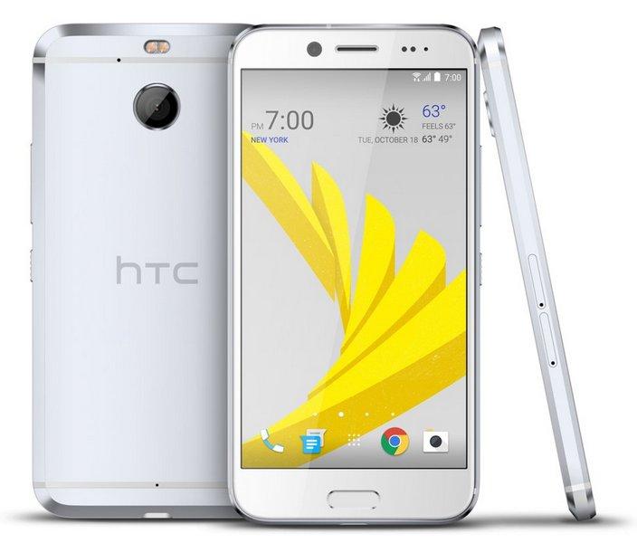 Смартфон HTC Bolt может стать обновлённым флагманом компании