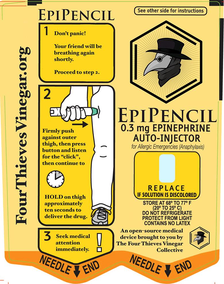DIY-энтузиасты собрали автоинъектор, аналог EpiPen, за $28,50 - 4