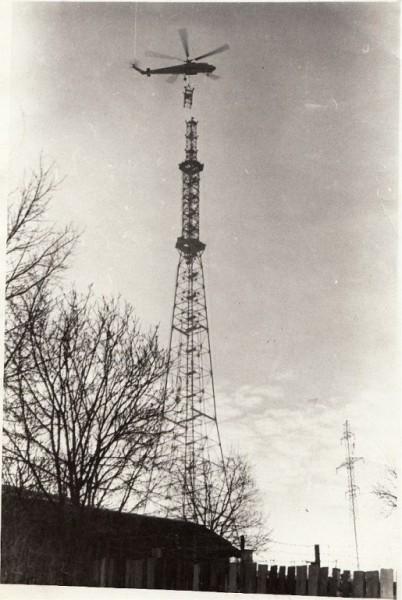 История вышек связи: «главная телебашня страны» - 13