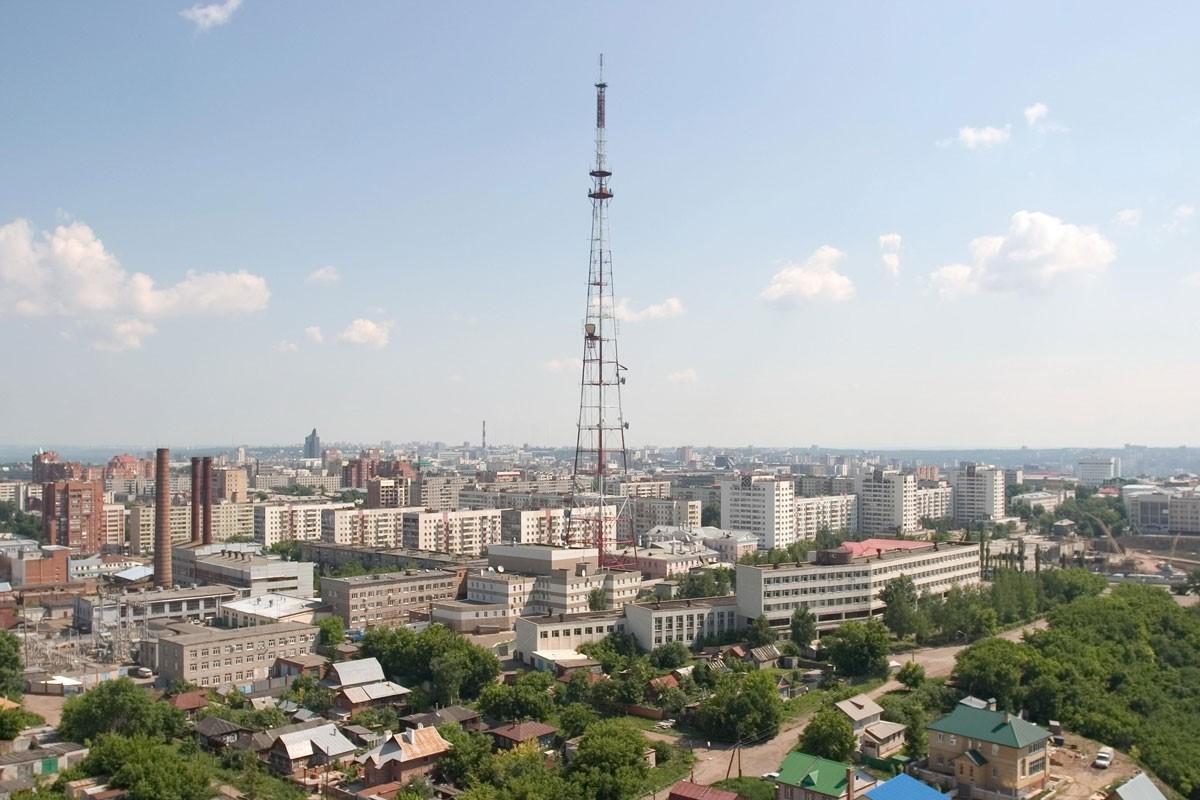 История вышек связи: «главная телебашня страны» - 1