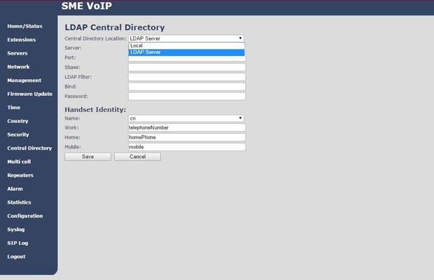 Строим бесшовную DECT IP-телефонию на оборудовании RTX - 20