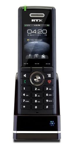 Строим бесшовную DECT IP-телефонию на оборудовании RTX - 7
