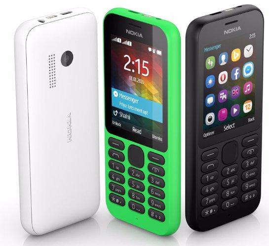 В Microsoft анонсировали появление нового дешевого телефона