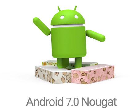 Samsung уже тестирует обновление Android 7.0 Nougat для смартфона Galaxy S7