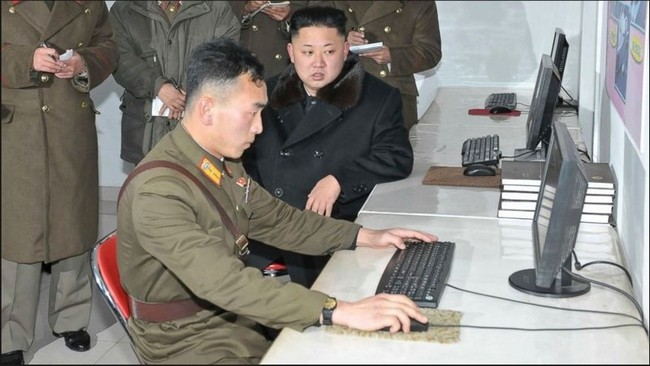Жителям Северной Кореи доступна особая версия сети Интернет, которая включает 28 сайтов