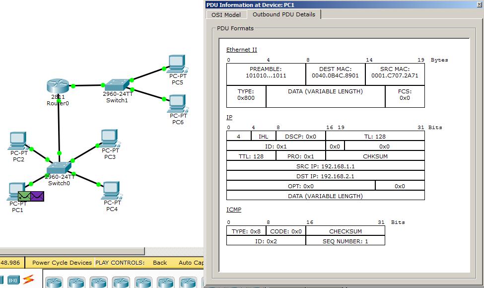 Основы компьютерных сетей. Тема №3. Протоколы нижних уровней (транспортного, сетевого и канального) - 36