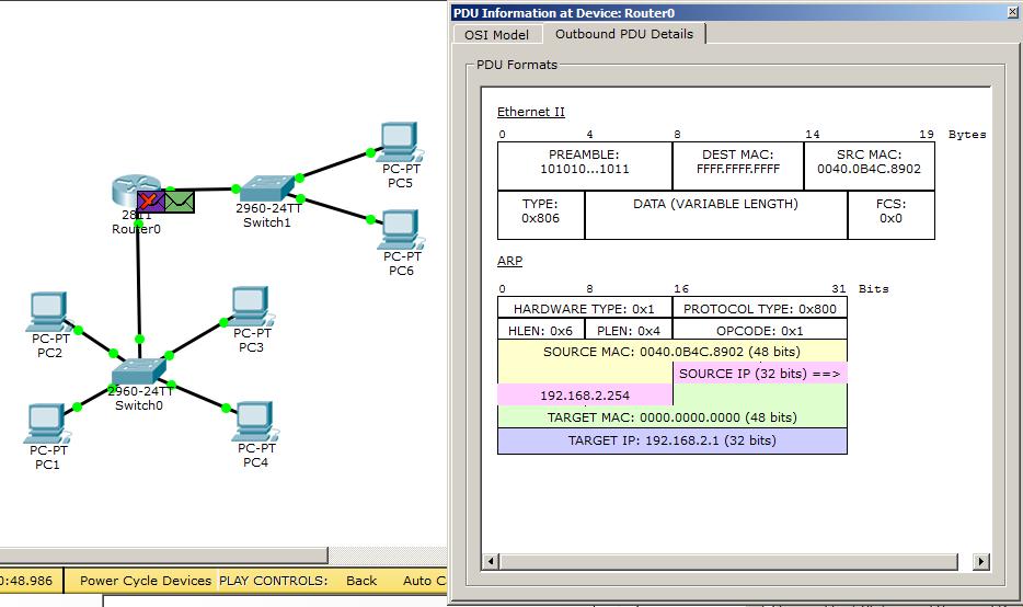 Основы компьютерных сетей. Тема №3. Протоколы нижних уровней (транспортного, сетевого и канального) - 37