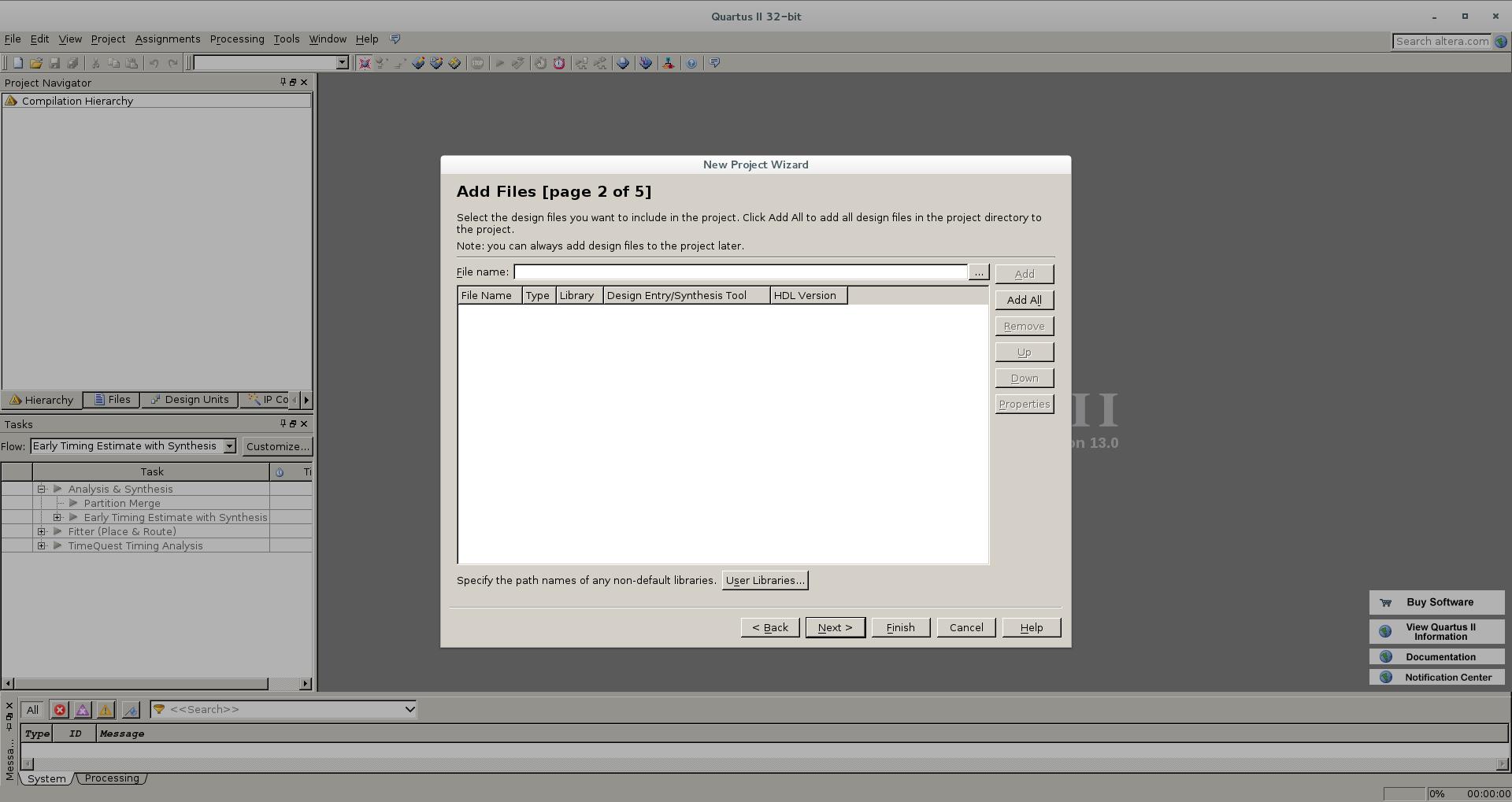 Первый проект на FPGA Altera и подключение USB-Blaster в Linux - 5