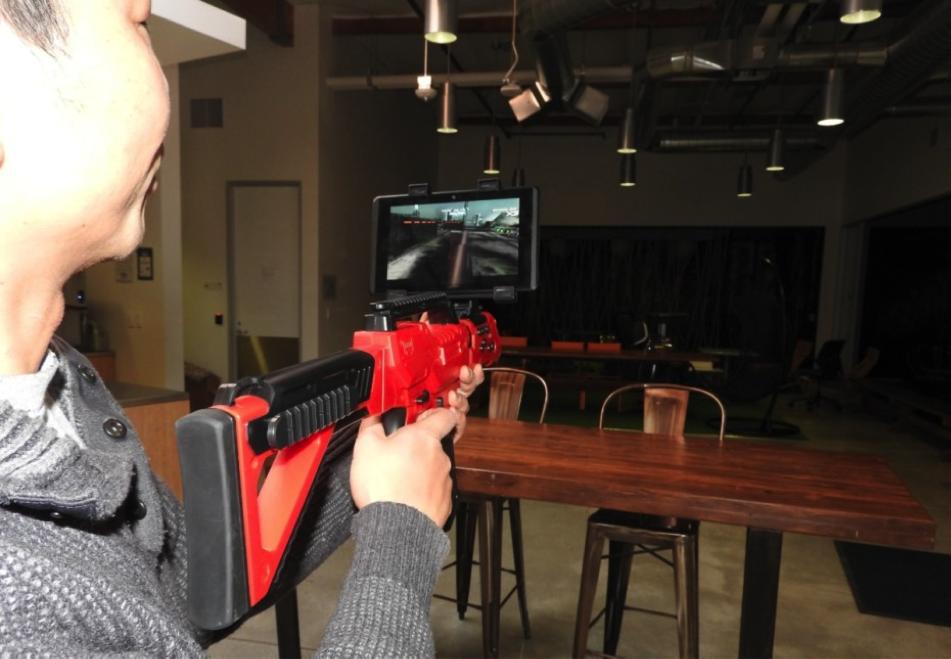 Победители Google Device Lab: исследуем Project Tango - 15