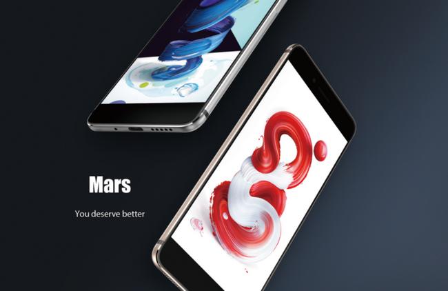 Смартфон Vernee Mars получил не 6, а 4 ГБ ОЗУ, а также SoC Helio P10 при цене $200