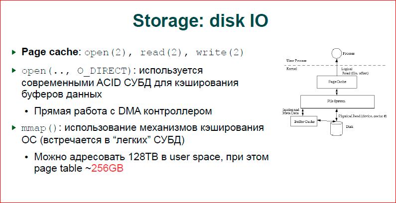 Современная операционная система: что надо знать разработчику - 12