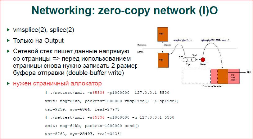 Современная операционная система: что надо знать разработчику - 17