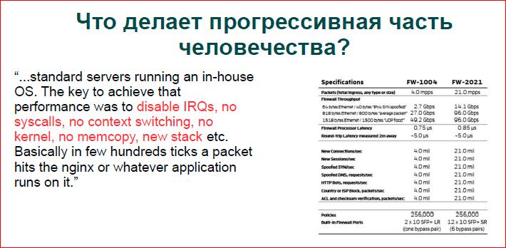 Современная операционная система: что надо знать разработчику - 4