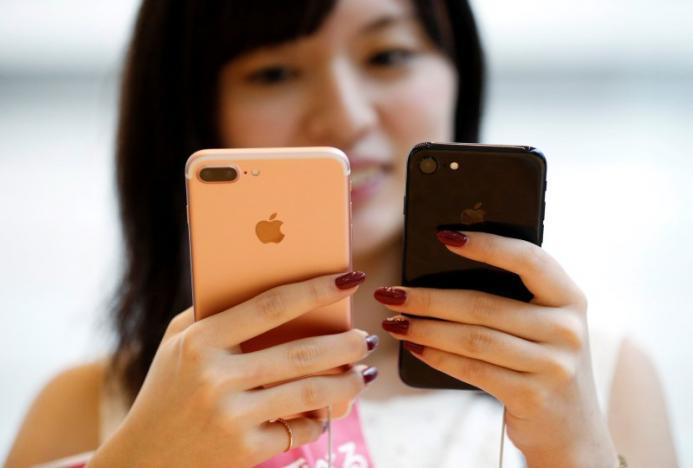 Производителя смартфонов iPhone подозревают в злоупотреблении своим положением на рынке