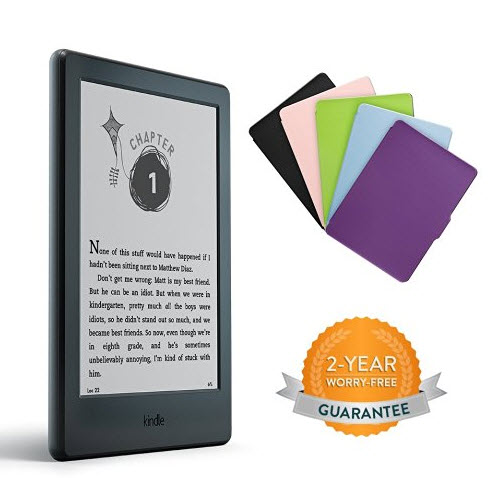Amazon предлагает комплект Kindle for Kids за $100
