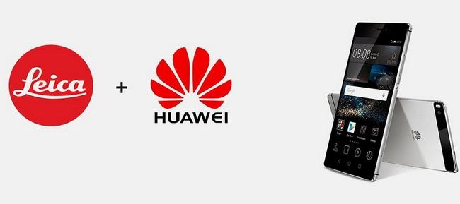 Huawei и Leica открывают новый исследовательский центр