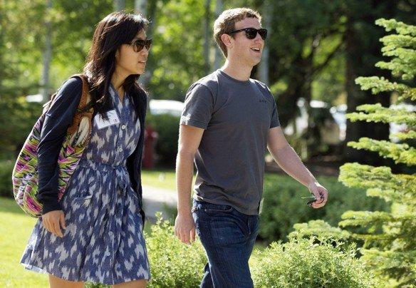 Марк Цукерберг и Присцилла Чан потратят 3 млрд долларов на медицину и науку