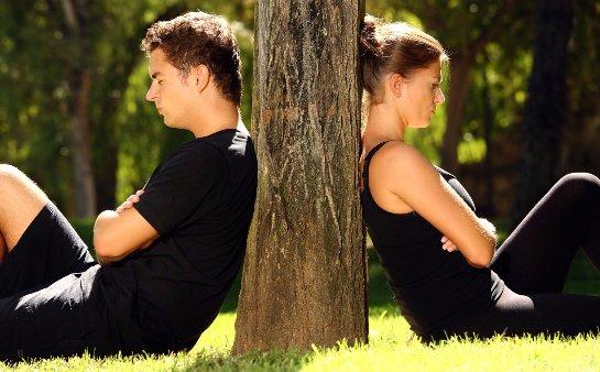 Развод приводит к серьезным заболеваниям