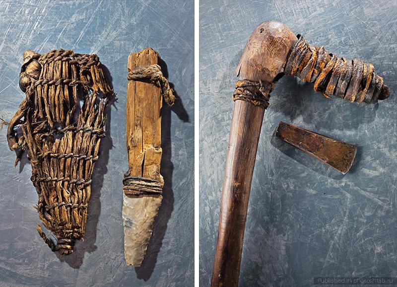 Медь топора древнего человека Эци попала в Альпы из центра Италии - 2