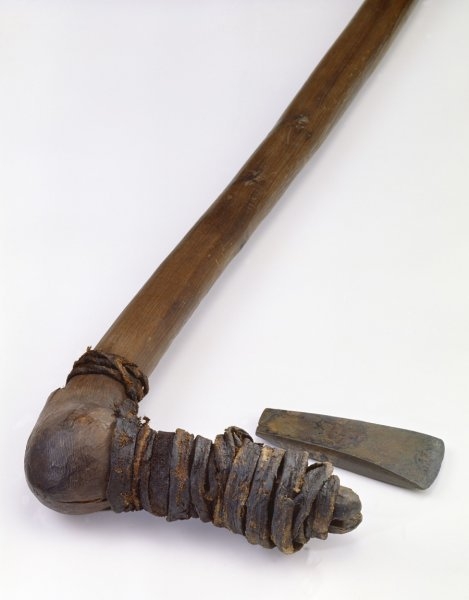 Медь топора древнего человека Эци попала в Альпы из центра Италии - 3