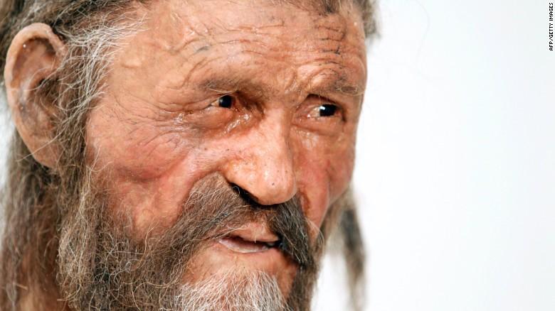 Медь топора древнего человека Эци попала в Альпы из центра Италии - 1