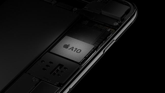 В первом квартале 2017 ожидается резкое снижение объемов заказов микросхем для iPhone 7