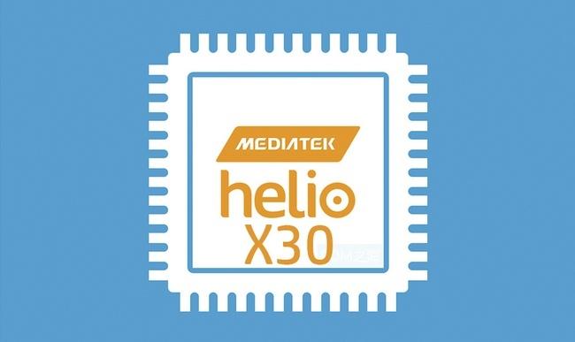 SoC Helio X30 будет опережать по производительности Helio X20 на 43%