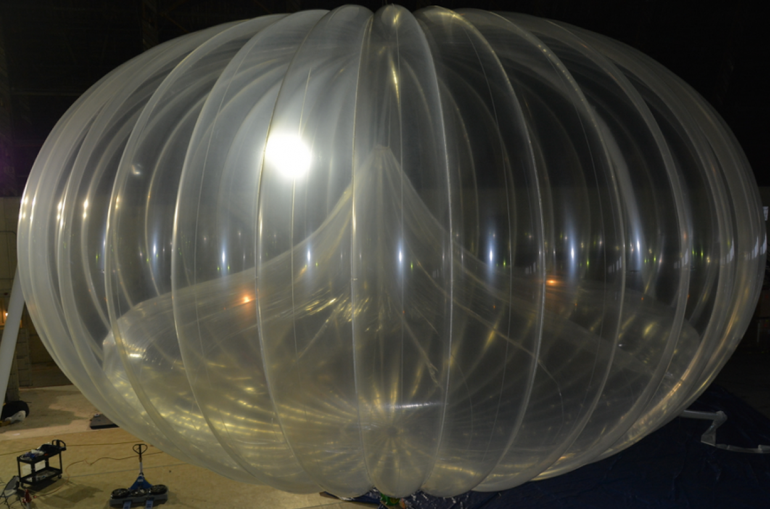 ИИ помогает удерживать воздушные шары Google Project Loon неделями на одном месте - 4