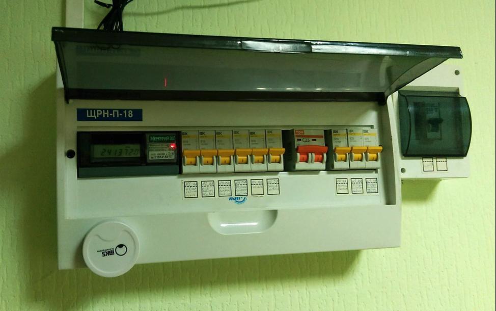 Маячки Eddystone для контроля расхода электроэнергии - 9