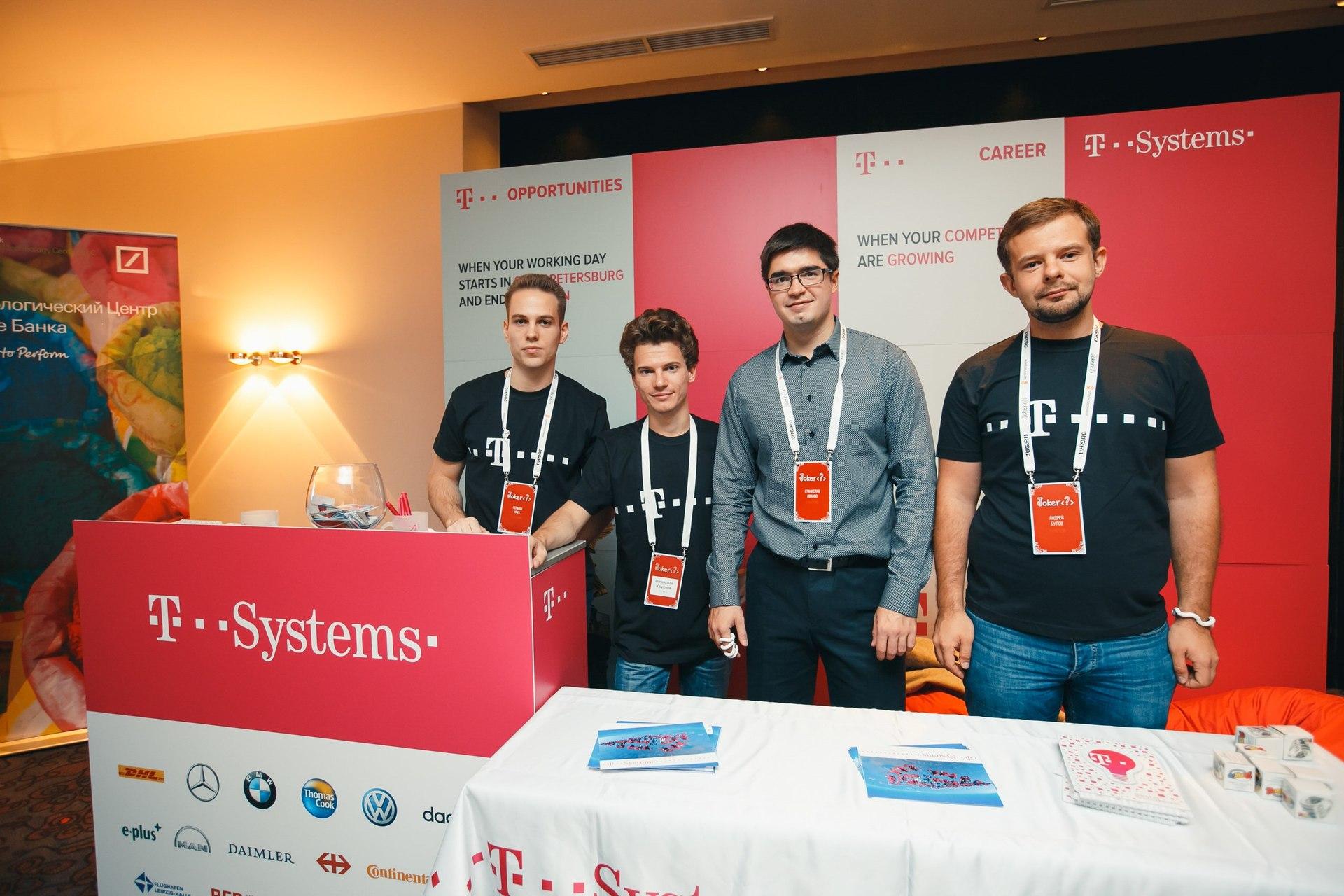 «Недавно запустили систему онлайн-продаж для BMW»: T-Systems о роли Java и конференций в своей деятельности - 1
