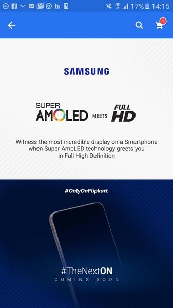Смартфон Samsung Galaxy On8 наделят панелью Full HD