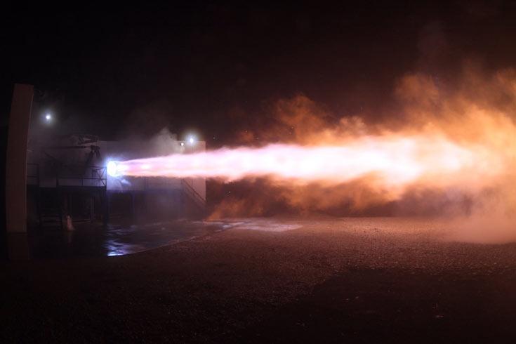 Двигатель Raptor в три раза мощнее двигателя ракеты Falcon 9