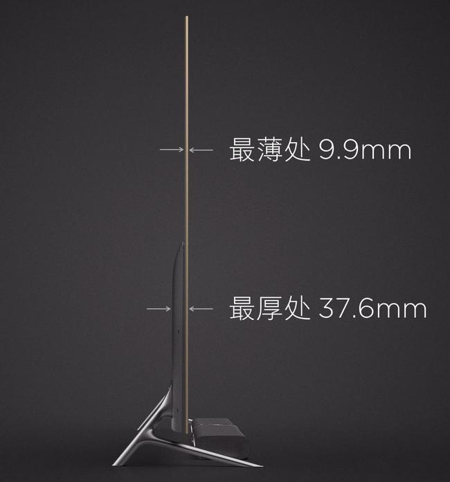 Xiaomi представила 65-дюймовый телевизор Mi TV 3S 65 стоимостью $750 - 2