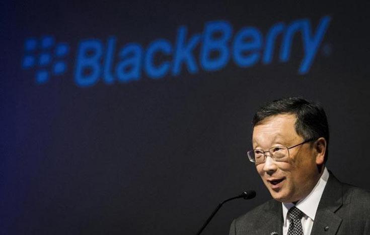 Компания BlackBerry, вытесненная с рынка смартфонов, сосредоточилась на ПО