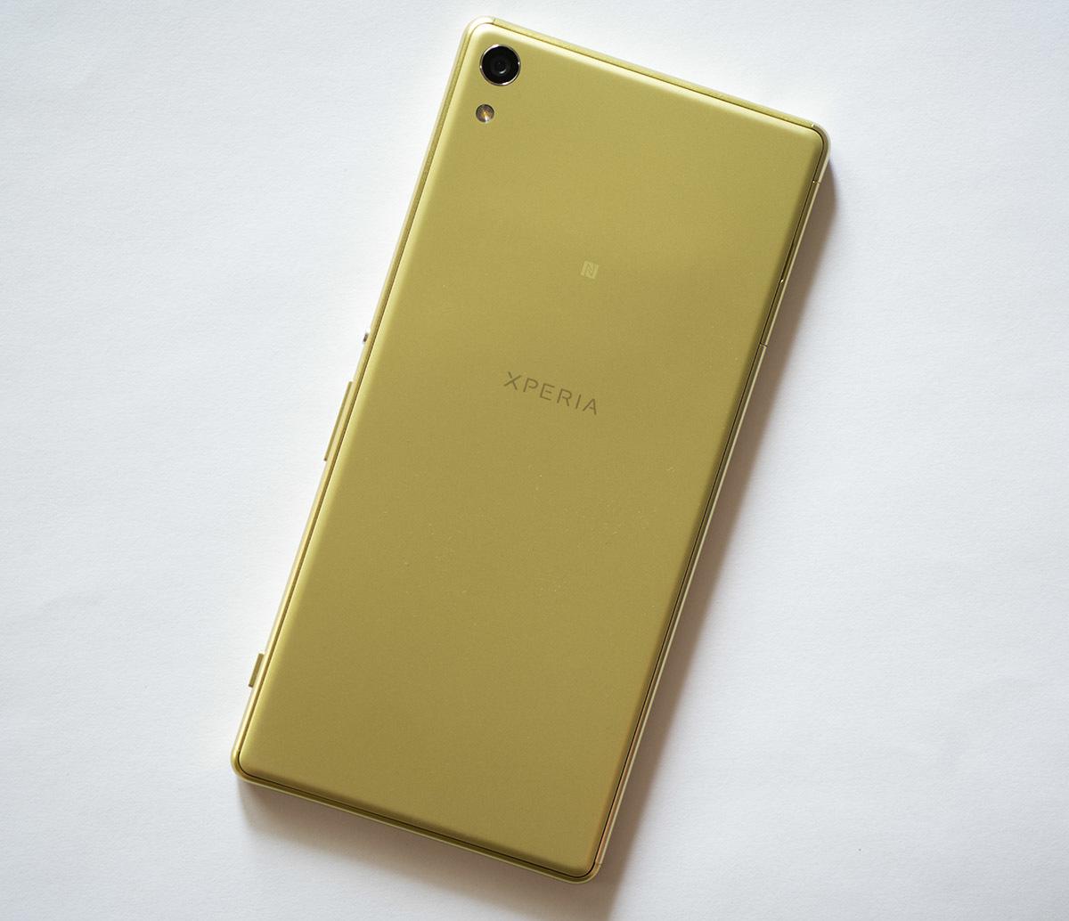 Обзор Sony Xperia XA Ultra. Большой смартфон по доступной цене - 3