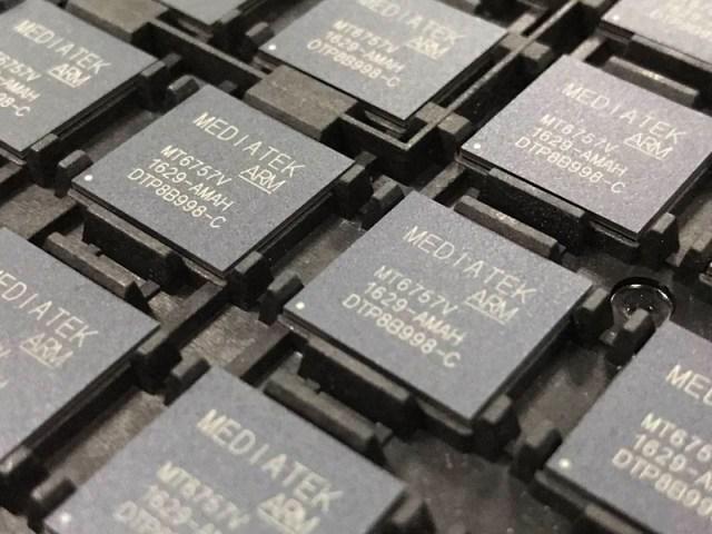 Elephone заключила договор с MediaTek на использование SoC Helio P20 в своих смартфонах