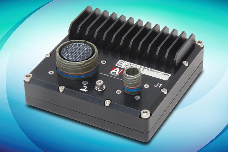 Производительность Aitech A176 Cyclone равна 1 TFLOPS, потребляемая мощность — 17 Вт