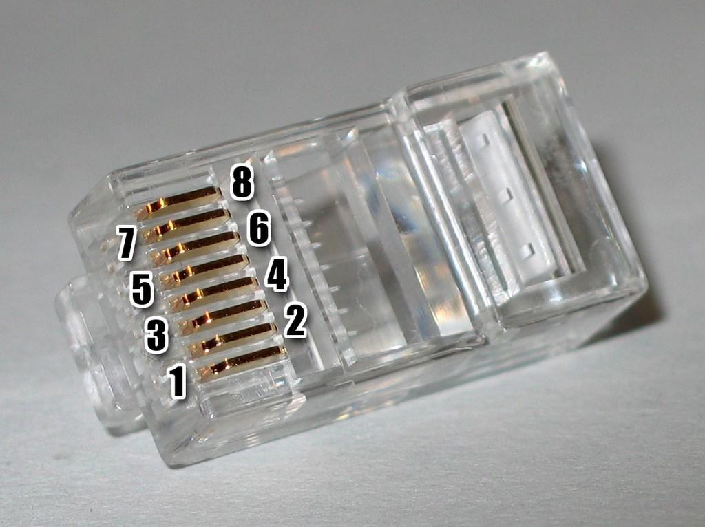 Новый стандарт Ethernet 802.3bz: до 5 Гбит-с на неэкранированной витой паре - 1