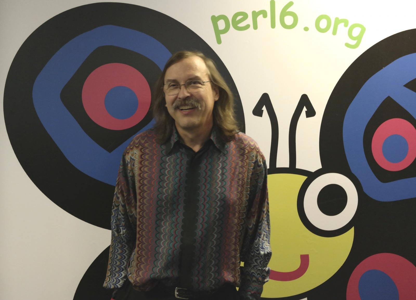 Персона: создатель Perl Ларри Уолл — «великодушный пожизненный диктатор» - 5