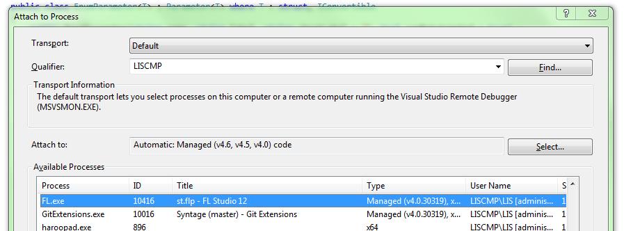Программирование&Музыка: понимаем и пишем VSTi синтезатор на C# WPF. Часть 1 - 7