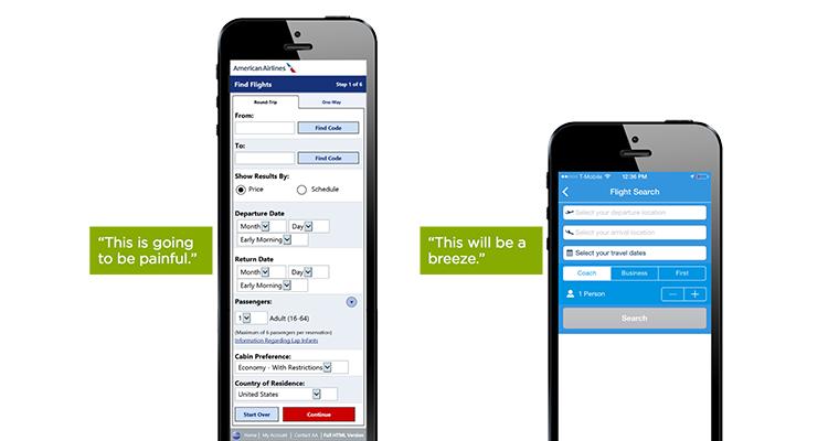 Разработка взаимодействия с пользователем мобильных устройств — ключевые принципы - 14