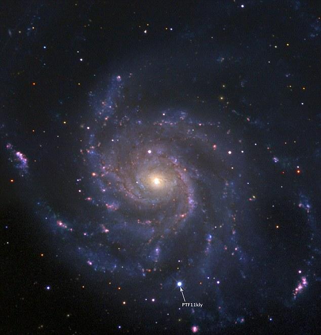 Ядерная смерть звёзд - 14